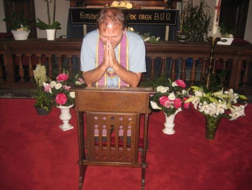 HEGU bidt